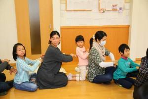 親子整体教室4