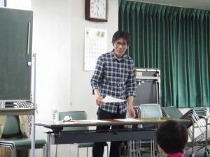 操体法講座を行いました