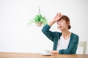 首こりと自律神経失調症の関係