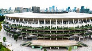 東京オリンピック国立競技場